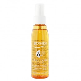 BIOTHERM SOLAIRE HUILE SOYEUSE SPF6 125ML