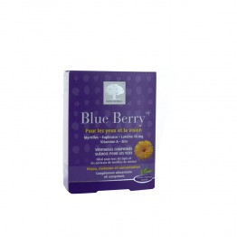 NEW NORDIC BLUE BERRY 60 COMPRIMES