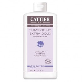 CATTIER SHAMPOOING EXTRA-DOUX 1L