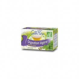 CELLI FLORE INFUSION DIGESTION LEGERE BIO 24 SACHETS