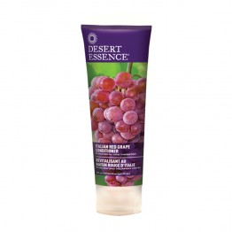 DESERT ESSENCE APRES SHAMPOOING RAISIN ROUGE D'ITALIE 237ML