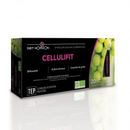 DIET HORIZON CELLULIFIT 20 AMPOULES DE 10ML