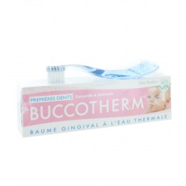 ESTIPHARM BUCCOTHERM KIT DE POUSSEE DENTAIRE