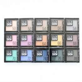 GEMEY MAYBELLINE FARD A PAUPIERE COLORSHOW
