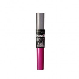GEMEY MAYBELLINE MASCARA FAUX CILS PUSH UP DRAMA INDECENT BLACK