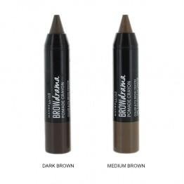 GEMEY MAYBELLINE BROW DRAMA POMMADE CRAYON CIRE A SOURCILS