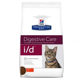 HILLS PRESCRIPTION DIET DIGESTIVE CARE I/D CHAT CROQUETTES AU POULET 1.5KG
