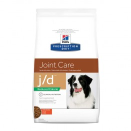 HILLS PRESCRIPTION DIET JOINT CARE J/D REDUCED CALORIE CHIEN CROQUETTES POULET 12KG