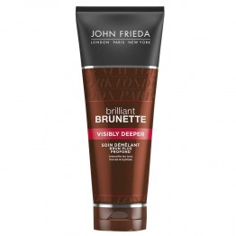 JOHN FRIEDA BRILLIANT BRUNETTE SOIN DEMELANT NUTRITION 250ML