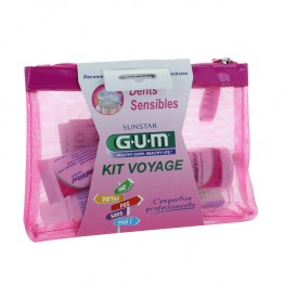 GUM DENTS SENSIBLES KIT DE VOYAGE