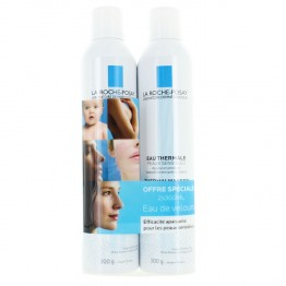LA ROCHE POSAY EAU THERMALE SPRAY 300ML X2