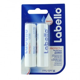 LABELLO MED PROTECTION SPF15 2 X 4.8G (3734)