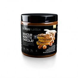 LIOTHYSS NUTRITION SNACK DOUCEUR A TARTINER NOISETTE CHOCOLAT 240G