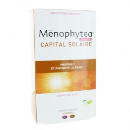 MENOPHYTEA CAPITAL SOLAIRE 60 CAPSULES
