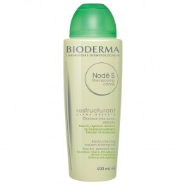 BIODERMA NODE SHAMPOOING RESTRUCTURANT CHEVEUX TRES SECS/ABIMES 400ML