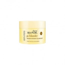 JOHN FRIEDA SHEER BLONDE MASQUE GO BLONDER 250 ML