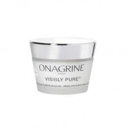 ONAGRINE VISIBLY PURE CREME PURETE ABSOLUE NUIT 50ML