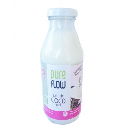 PURE FLOW LAIT DE COCO BIO 350ML