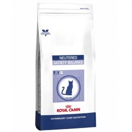 ROYAL CANIN SATIETY BALANCE NEUTERED CHAT CROQUETTES VOLAILLE 3.5KG