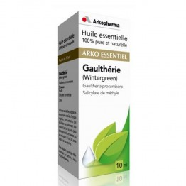 ARKOPHARMA HUILE ESSENTIELLE GAULTHERIE 10 ML