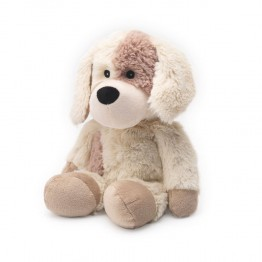 SOFRAMAR BOUILLOTE COZY PELUCHE CHIEN ASSIS