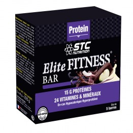 STC NUTRITION ELITE FITNESS BAR 5X45G