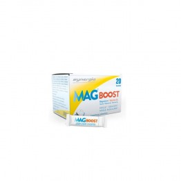 SYNERGIA MAGBOOST ORODISPERSIBLE 20 SACHETS