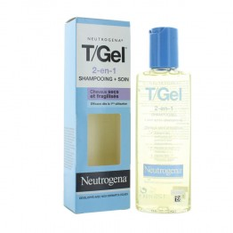NEUTROGENA TGEL SHAMPOOING SENSITIV 2 EN 1 CUIR CHEVELU SENSIBLE 125ML