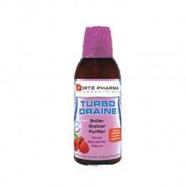FORTE PHARMA MINCEUR TURBO DRAINE FRAMBOISE 500ML