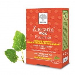 NEW NORDIC ZUCCARIN EXTRA FORT 45 COMPRIMES